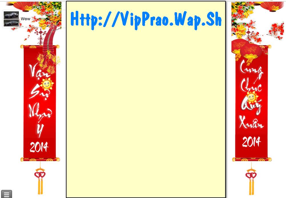 Share code hình câu đối tết treo hai bên wap/web đẹp