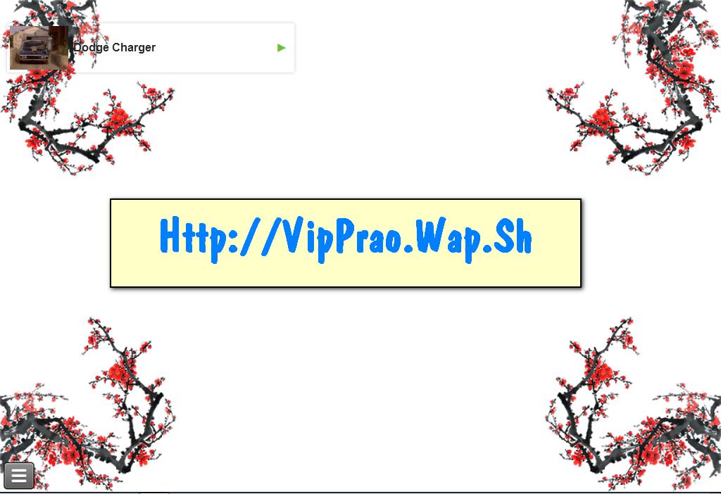 Share code thiết kế cành hoa đào nằm 4 góc trang web